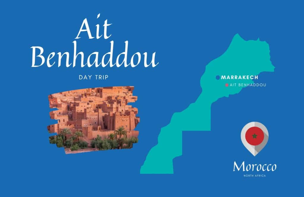 Ait Benhaddou day trip from Marrakech