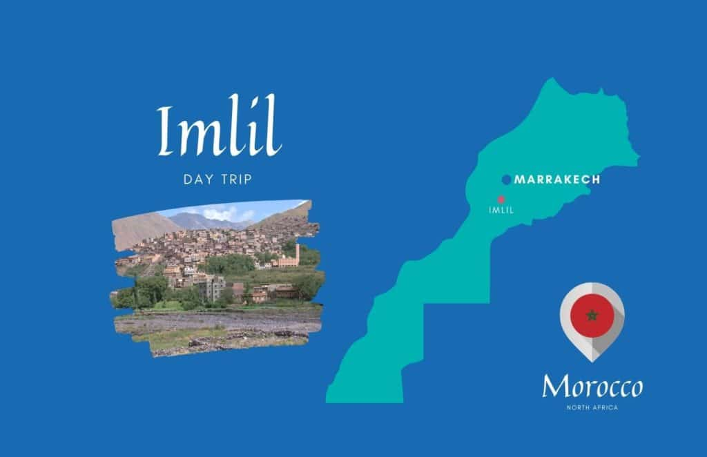 Imlil day trip from Marrakech